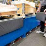 Knieschutz-Polster für Arbeitsplätze